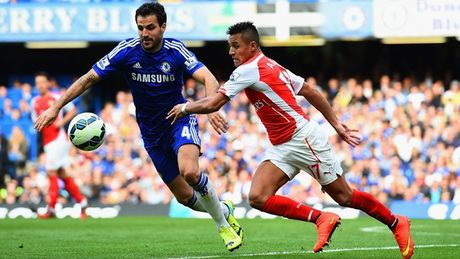 TRUC TIEP Chelsea vs Arsenal: Mourinho thang tay loai Terry - Anh 3
