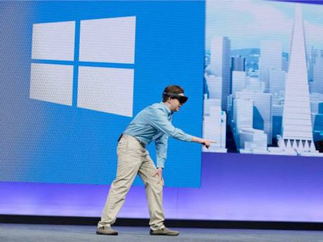 Microsoft tiet lo loat cong nghe moi danh cho Windows 10 - Anh 2
