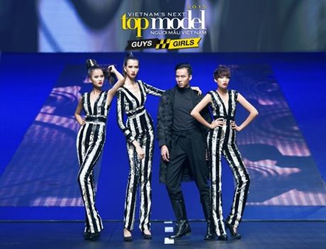 Vietnam's Next Top Model 2016 tro lai voi thong diep gay sot - Anh 1