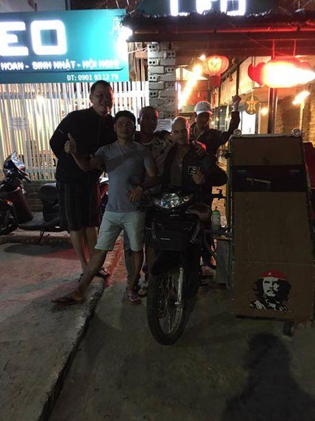 Chuyen thu vi ve anh chang Tay mang ca 'nha di dong' di phuot toi Viet Nam - Anh 8
