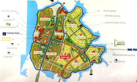 Công bố dự án Khu đô thị Long Hưng 227 ha