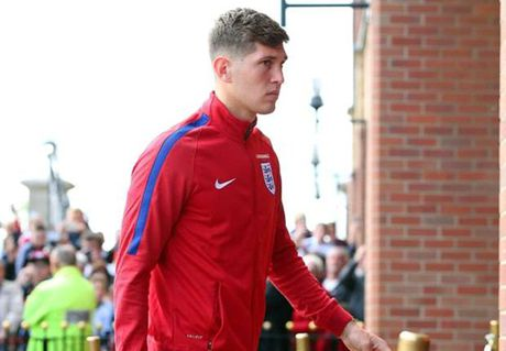 John Stones he lo tham vong lon lao tai tuyen Anh - Anh 1
