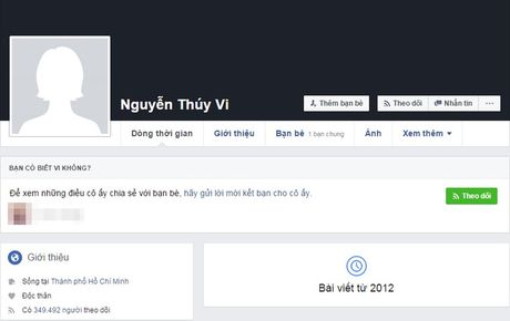 Bi boc me song ao, an cap anh - Thuy Vi voi vang dong Facebook - Anh 8