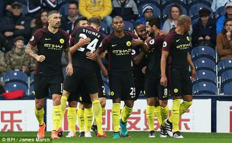 "Chi tiet West Brom - Man City: Gundogan ""khoa so"" (KT) - Anh 6"
