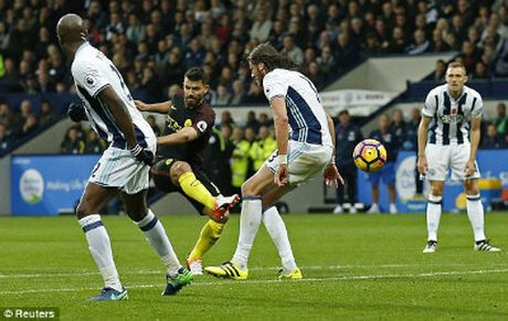 "Chi tiet West Brom - Man City: Gundogan ""khoa so"" (KT) - Anh 7"