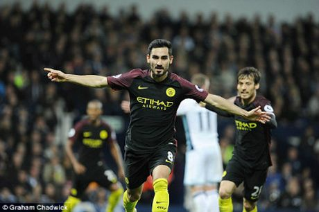 "Chi tiet West Brom - Man City: Gundogan ""khoa so"" (KT) - Anh 8"