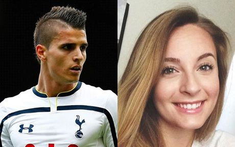 Derby Wags Arsenal - Tottenham: Bong hong do sac - Anh 13