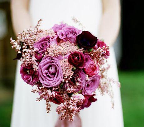 10 mau hoa cuoi cam tay dep nhat cho co dau trong ngay cuoi - Anh 6
