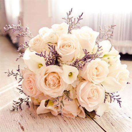 10 mau hoa cuoi cam tay dep nhat cho co dau trong ngay cuoi - Anh 8
