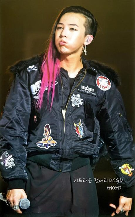 8 kieu toc de doi cua G-Dragon (Big Bang) - Anh 12
