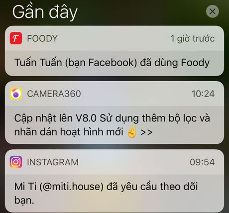 Nhung thu thuat hay khi dung 3D Touch tren iOS 10 - Anh 1