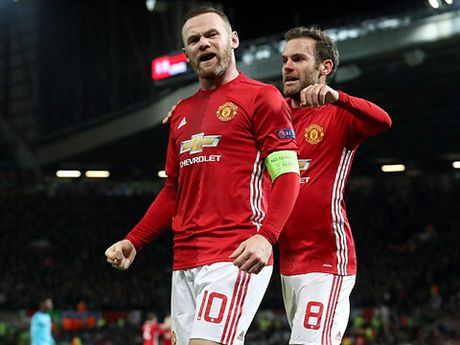 Rooney se cam fan 'tu suong' voi minh - Anh 1
