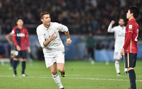 Ronaldo lap hat-trick, Real vo dich FIFA Club World Cup 2016 - Anh 2
