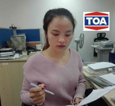 Nguoi lao dong to Cong ty Son Toa Viet Nam vi pham hop dong lao dong - Anh 1