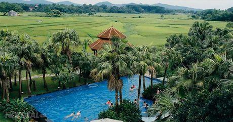 26 resort quanh Ha Noi phu hop cho ngay nghi cuoi tuan - Anh 17