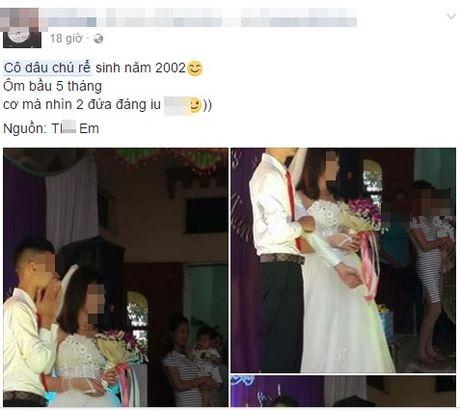 Sài Gòn xôn xao đám cưới chạy bầu của cặp đôi sinh năm 2002, bầu 5 tháng