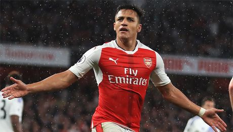 Alexis Sanchez bung sang, Arsenal nuoi hy vong Top 4 - Anh 2