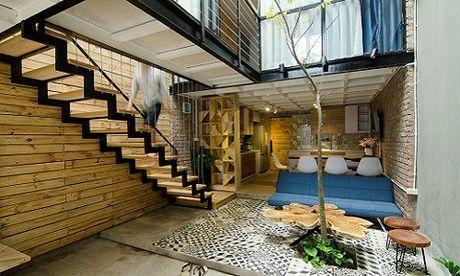 Khám phá Nhà 2 tầng 46m2 thiết kế đẹp giá chỉ 500 triệu giữa Hà Nội