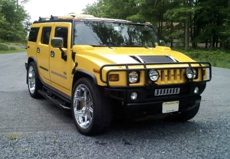 Xe SUV Hummer H2: Chien binh off-road hoan hao - Anh 12