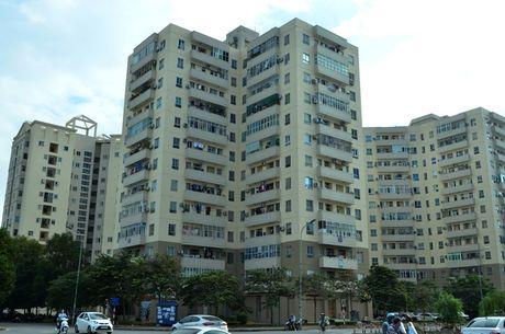 Quy định mới về diện tích hầm để xe chung cư tại Hà Nội