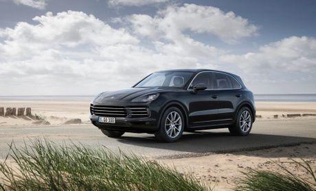 Porsche ra mat xe Cayenne 2019 day suc manh - Anh 11