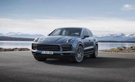Porsche ra mat xe Cayenne 2019 day suc manh - Anh 1