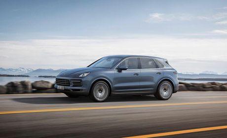 Porsche ra mat xe Cayenne 2019 day suc manh - Anh 4