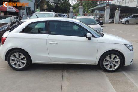 Xe sang Audi A1 dung 7 nam ban 550 trieu tai VN - Anh 4