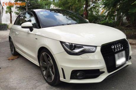 Xe sang Audi A1 dung 7 nam ban 550 trieu tai VN - Anh 6