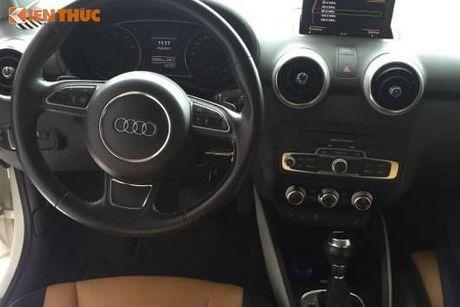 Xe sang Audi A1 dung 7 nam ban 550 trieu tai VN - Anh 8