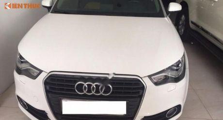 Xe sang Audi A1 dung 7 nam ban 550 trieu tai VN - Anh 9