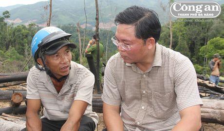 Ve bai viet 'Ai dung sau vu pha rung Tien Lanh?': Xem xet rut ho so len CA tinh dieu tra - Anh 2