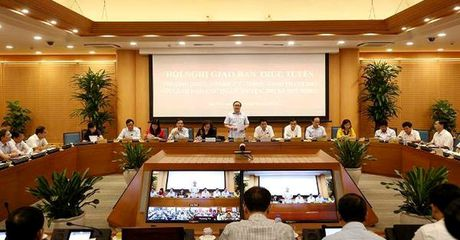 Bí thư Thành ủy Hoàng Trung Hải: Mỗi hộ dân cần có phương án thoát hiểm phòng cháy nổ