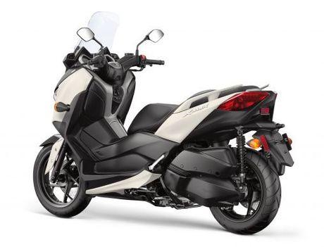 Yamaha X-Max 300 2018 den thi truong My, gia 127 trieu dong - Anh 2