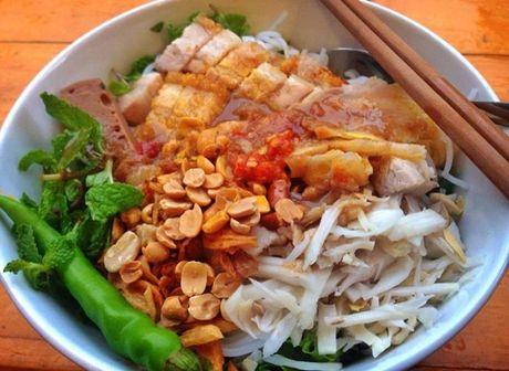 Dac san nhin da them, an la ghien o Da Nang - Anh 2