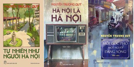 Ha Noi - mang de tai thoi thuong trong van chuong - Anh 3