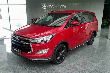 Can canh Toyota Innova 2.0X gia 712 trieu dong - Anh 9