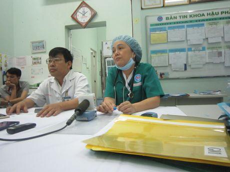 TP.HCM: Cuu song san phu sau sinh bi lon tu cung hiem gap - Anh 1