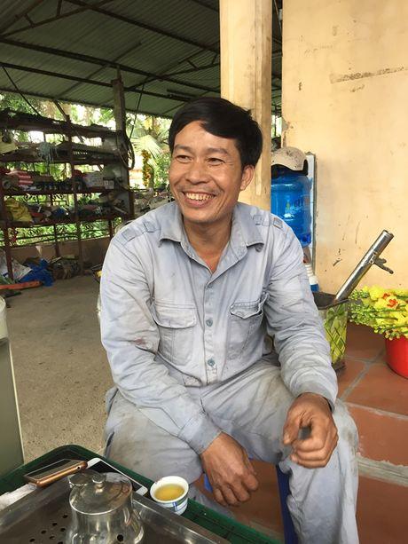 Tai sang che cua mot nong dan Viet khien ong chu Do Thai than phuc - Anh 2