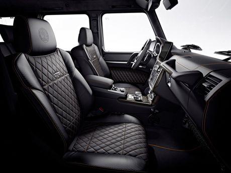 Diem dac biet cua Mercedes-AMG G65 Final Edition phien ban cuoi cung gia 8,3 ty dong - Anh 3