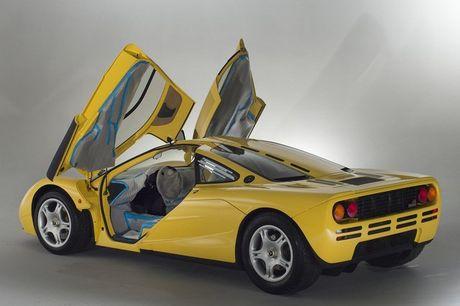 'Dap thung' sieu xe McLaren F1 20 nam tuoi gia 454 ty - Anh 10