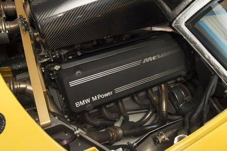 'Dap thung' sieu xe McLaren F1 20 nam tuoi gia 454 ty - Anh 9