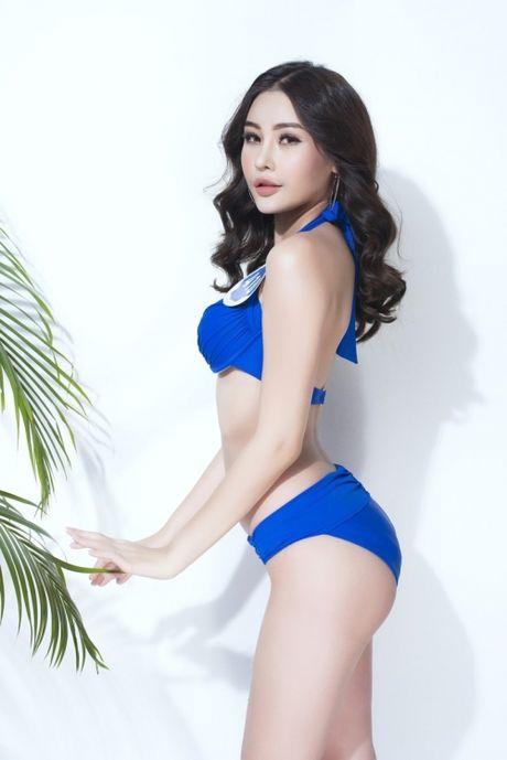 Tra loi ung xu bang tieng Anh, Ngan Anh gianh vuong mien 3,2 ty dong cua Hoa hau Dai Duong - Anh 1