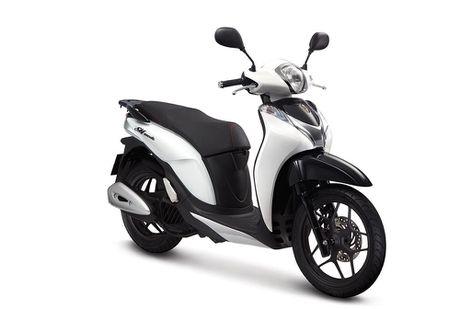 Honda Viet Nam ra mat 2 ban SH Mode 125cc mau sac moi - Anh 2
