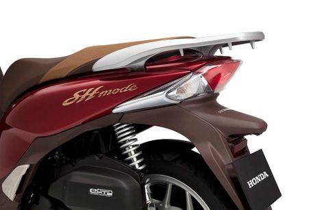Honda Viet Nam ra mat 2 ban SH Mode 125cc mau sac moi - Anh 7
