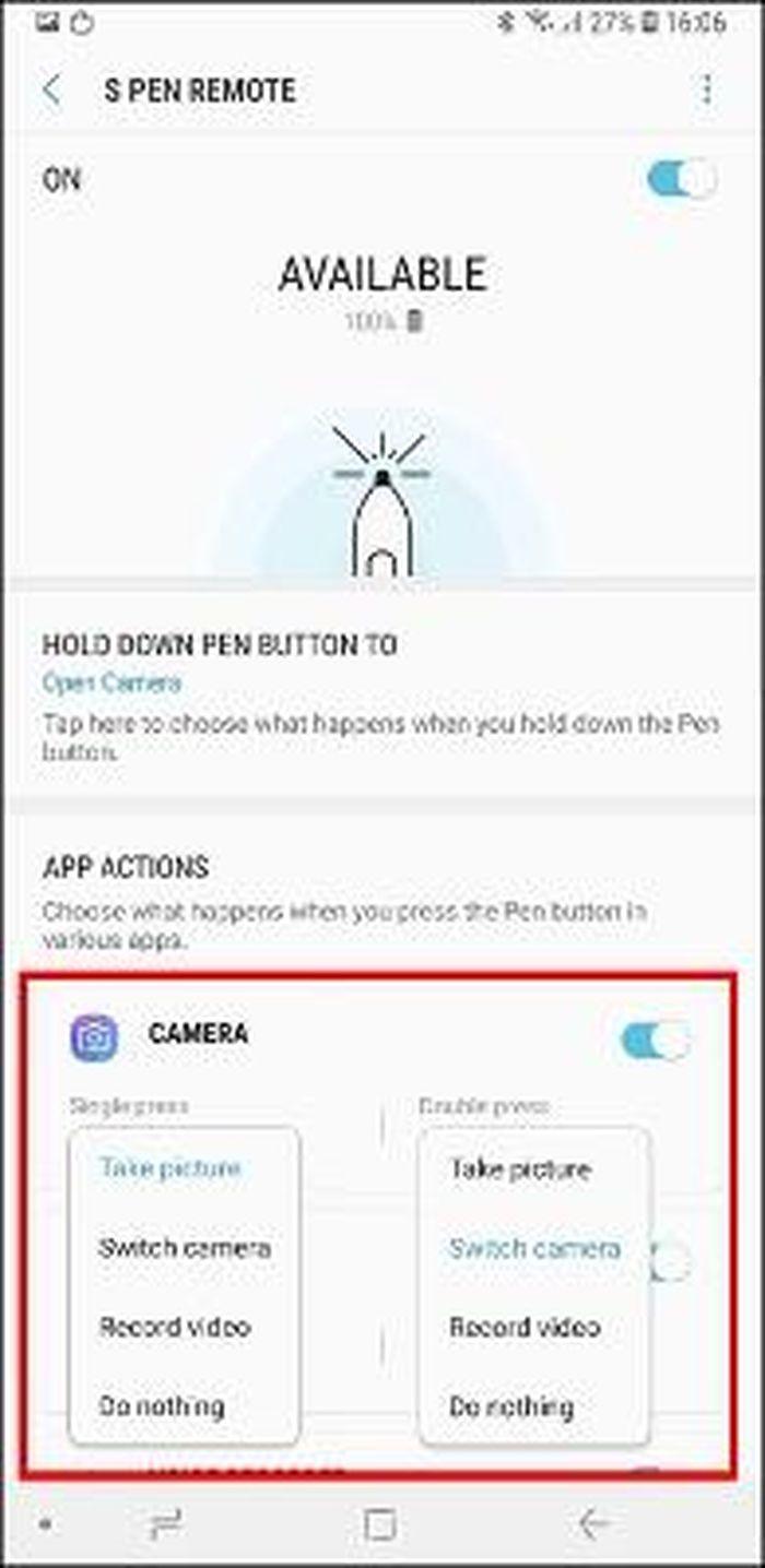 10 thủ thuật camera hay trên Samsung Galaxy Note 9 ảnh 1