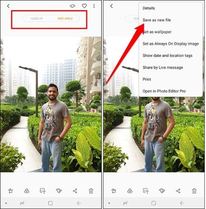 10 thủ thuật camera hay trên Samsung Galaxy Note 9 ảnh 4