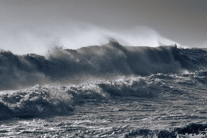 Kết quả hình ảnh cho Áp thấp trên vùng biển quần đảo Hoàng Sa, cảnh báo mưa dông, sóng lớn