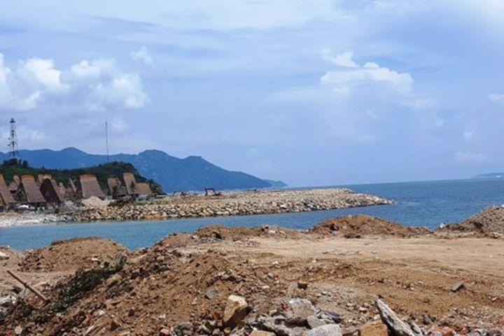 Kết quả hình ảnh cho Khánh Hòa sẽ xử nghiêm chủ đầu tư dự án tàn phá vịnh Nha