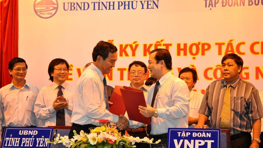 VNPT đồng hành cùng Phú Yên trong cuộc cách mạng Công nghiệp 4.0